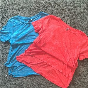 2 high low new directions shirts